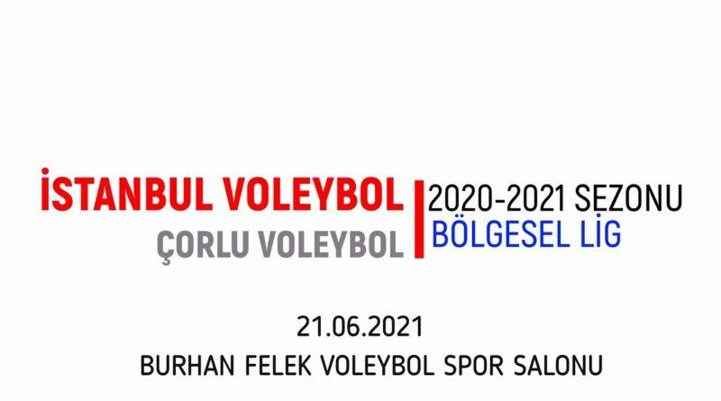 İstanbul Voleybol - Çorlu Voleybol