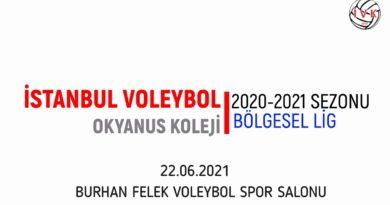 İstanbul Voleybol - Okyanus Koleji