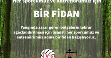 İstanbul Voleybol Fidan Bağışı